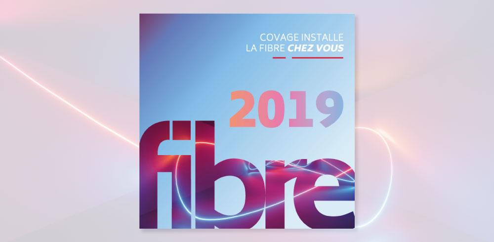 Toutes les équipes de Covage vous souhaitent une lumineuse et heureuse  année 2019 ! 5d12c83add44